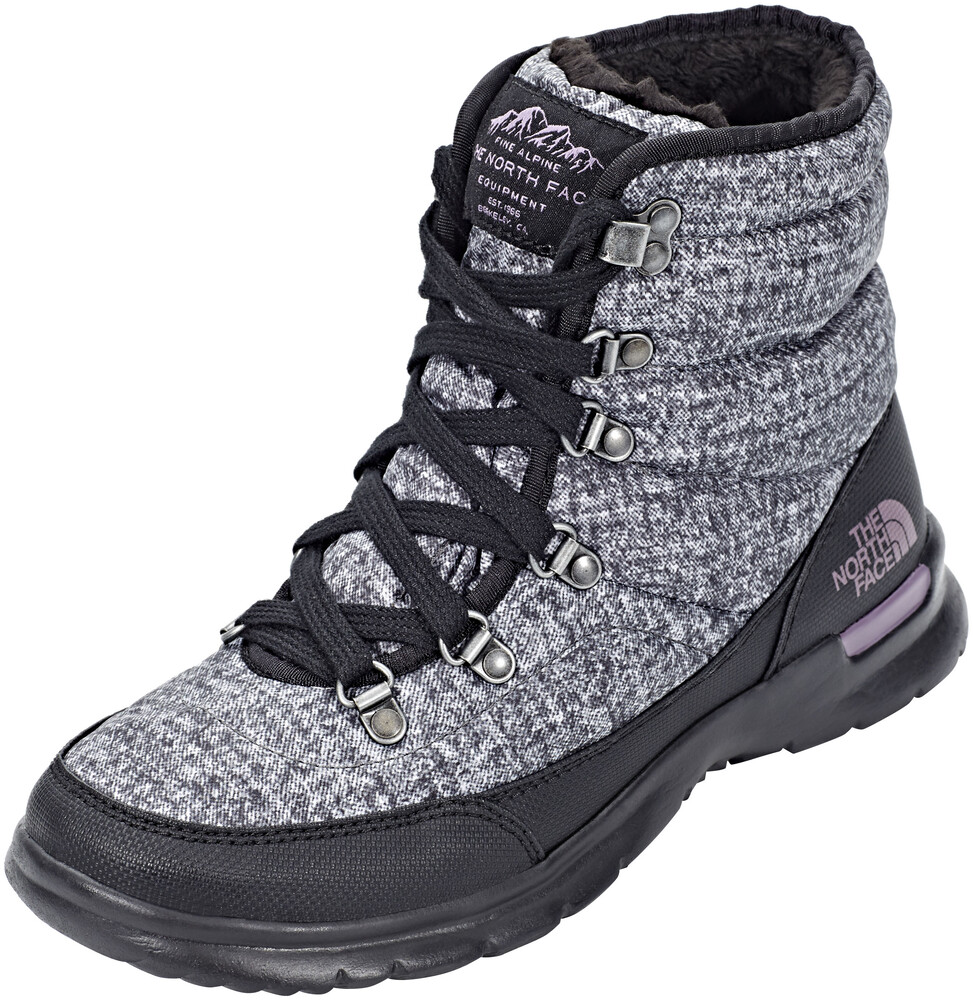 Zapatos grises Woolpower para mujer lnfK5bgpb